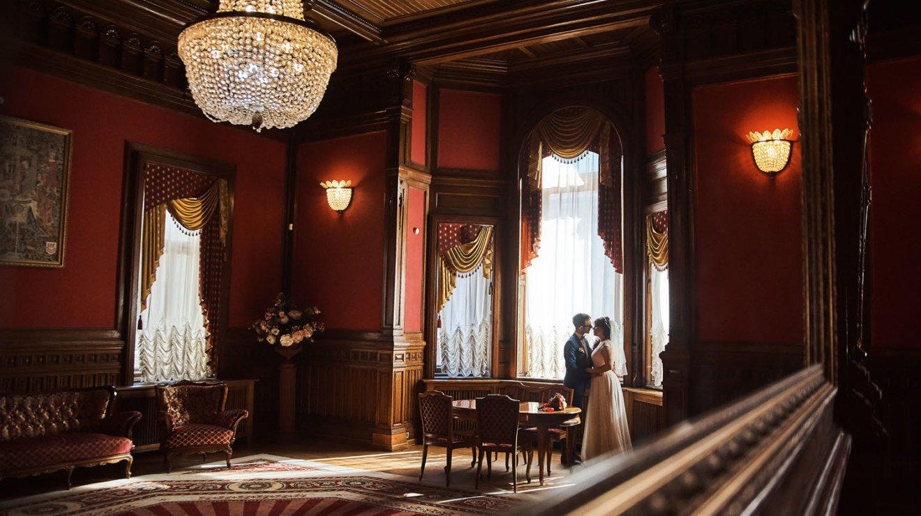 Свадебная съёмка в Санкт-Петербурге