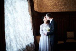 Свадебная фотосессия весной 2