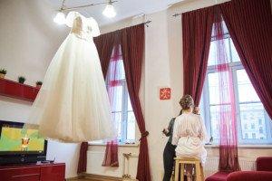 Свадебная фотосессия в ноябре 3