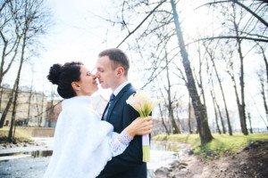 Свадебная фотосессия весной 21