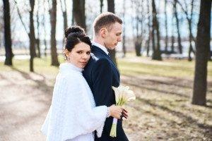 Свадебная фотосессия весной 22
