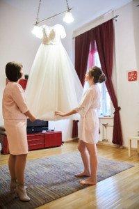 Свадебная фотосессия в ноябре 4