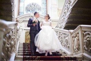 Свадебная фотосессия в ноябре 22