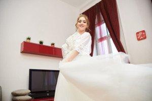 Свадебная фотосессия в ноябре 5