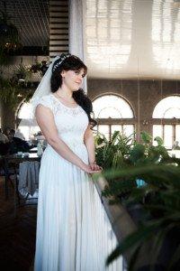 свадебная фотосессия невеста