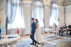 свадебная церемония загс 2