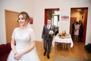 Свадебная фотосессия в ноябре 9