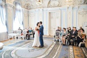 фотография Первый супружеский поцелуй