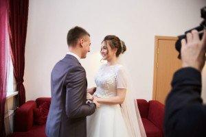 Свадебная фотосессия в ноябре 11
