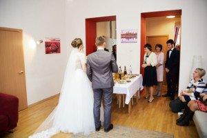 Свадебная фотосессия в ноябре 12