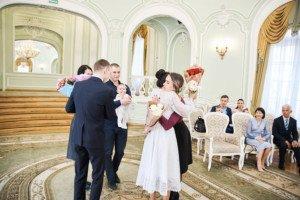 Свадебная фотосессия весной 11