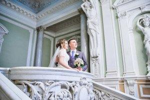 Свадебная фотосессия в ноябре 16