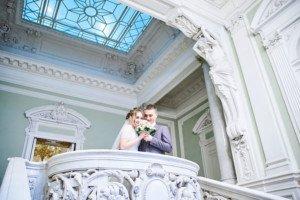 Свадебная фотосессия в ноябре 17