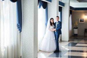 Свадебная фотосессия с детьми 1