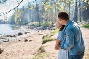Love Story фотосессия в Петергофе 2