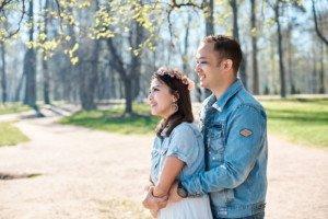 Love Story фотосессия в Петергофе 3