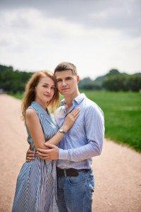 Летняя Love Story фотосессия 6