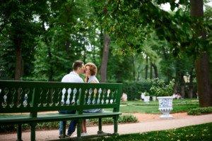 Летняя Love Story фотосессия 9
