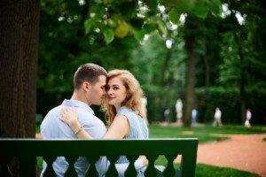 Летняя Love Story фотосессия 10