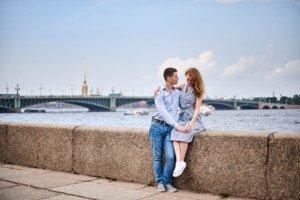 Летняя Love Story фотосессия 11
