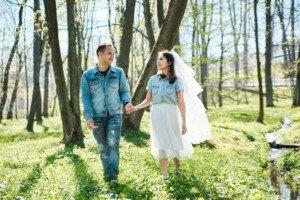 Love Story фотосессия в Петергофе 7