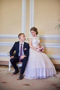 свадебная фотосессия в загсе 1