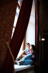 Love Story фотосессия в антикафе Freedom 1