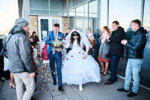 Свадебная фотосессия с детьми 7