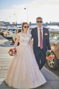 Свадебная фотосессия набережная