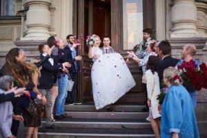 поздравления невесты и жениха