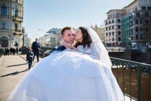 Свадебная фотосессия с детьми 27