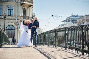 Свадебная фотосессия с детьми 28
